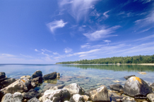 Georgian-Bay-Shore-By-Karl-Berdan