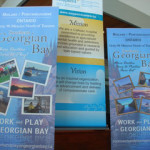 Work and Play on Georgian Bay Flyers